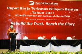 Ingin Raih Kembali Kepercayaan Masyarakat, Bank Banten…
