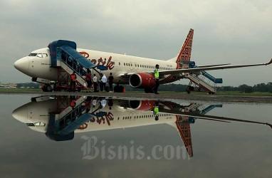 Sempat 15 Menit Mengudara, Batik Air Balik Lagi ke Bandara Ahmad Yani