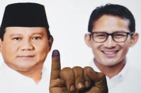Survei: Jika Pilpres Digelar Hari Ini, Prabowo Berpeluang…