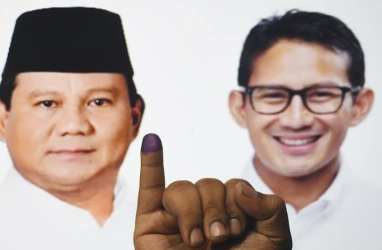 Survei: Jika Pilpres Digelar Hari Ini, Prabowo Berpeluang Menang