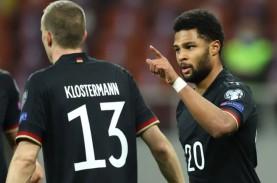 Hasil Pra-Piala Dunia 2022 : Jerman, Italia, Polandia…
