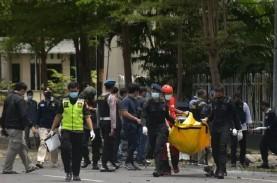 Bom Bunuh Diri di Katedral Makassar, Polda Metro Jaya…
