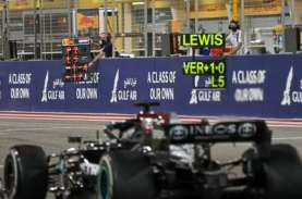 Hasil F1 GP Bahrain, Hamilton Juara Setelah Lewati…