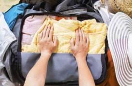 Cara Cepat dan Mudah Packing Barang Saat Traveling