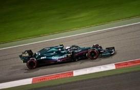 F1 : Debut Vettel di Aston Martin Berujung Nestapa