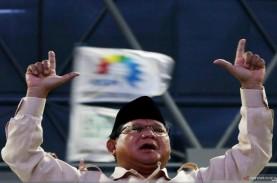 Survei Charta Politika: Prabowo Unggul, Disusul Ganjar…
