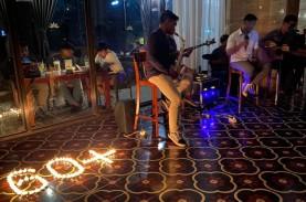 Hotel GranDhika Semarang Rayakan Earth Hour