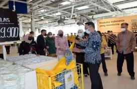 Ada Lantai Khusus Produk UMKM di IKEA Kota Baru Parahyangan