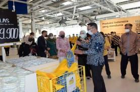 Ada Lantai Khusus Produk UMKM di IKEA Kota Baru Parahyangan…