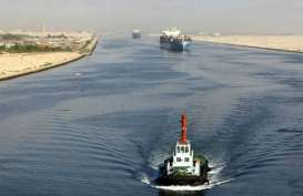 Ini Video Penyelamatan Kapal Ever Given di Terusan Suez