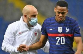 Kualifikasi Piala Dunia, Les Bleus Prancis Kehilangan Anthony Martial