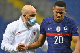 Kualifikasi Piala Dunia, Les Bleus Prancis Kehilangan…