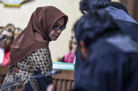 Kasus Suap PLTU Riau-1: Eni Maulani Saragih Cicil…