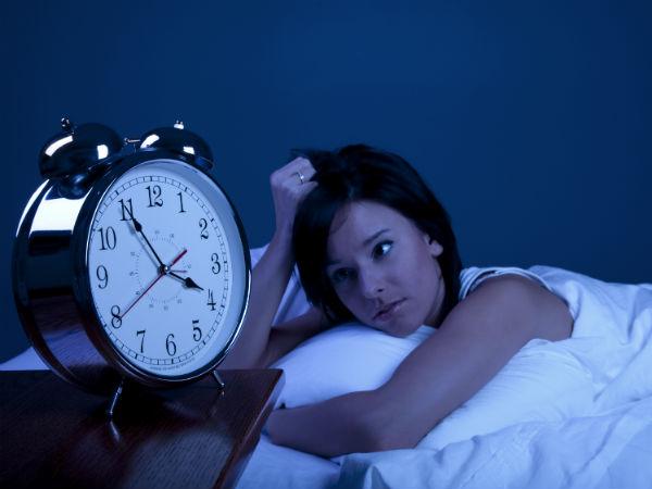 Ilustrasi insomnia  -  boldsky.com