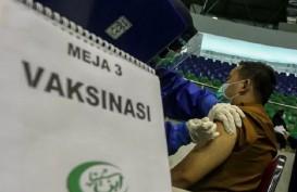 Vaksinasi Covid-19 Massal, RSUD Kota Mataram Suntik Ratusan Orang