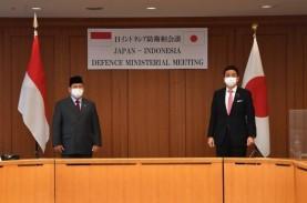 Menhan Prabowo Bertemu Menhan Jepang, Ini Sederet…