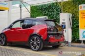 Shell Buka Stasiun Mobil Listrik Pertama di Indonesia