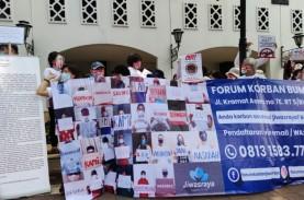 Nasabah Jiwasraya Sampaikan Tuntutan terkait Restrukturisasi…