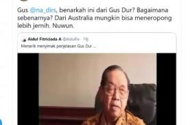 Wawancara Gus Dur Soal Bom Kembali Viral di Twitter,…