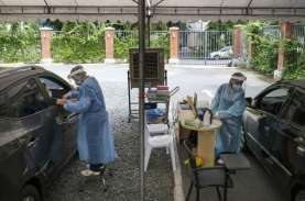 Kasus Infeksi Corona Meroket, 7 Negara Ini Terapkan…