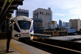 Malaysia Bayar Kompensasi Pembatalan Proyek Kereta…