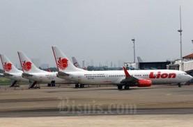 KPPU Jatuhkan Sanksi Denda ke Lion Air Group Rp3 Miliar.…