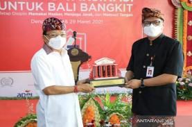 PENANGANAN COVID-19 : Kekebalan Kelompok Bali Lebih…