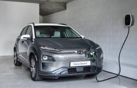 Jangan Parkir Mobil Hyundai Kona dan Ioniq di Dekat Bangunan, Kenapa Ya?