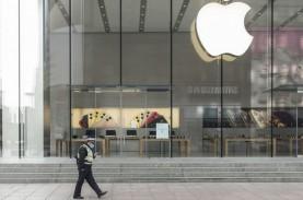 Dorong Karyawannya Divaksinasi, Apple Tawarkan Cuti…