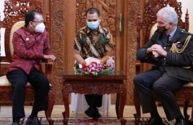 Bali Jadi Tuan Rumah Aerobatik Pesawat Tempur Kerajaan Inggris