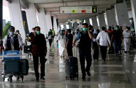 Cuma 10 Menit! Proses Tes GeNose Penumpang di Bandara AP II