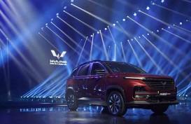 Logo Baru Wuling, SUV Almaz RS yang Pertama Pakai