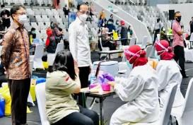 Menkes: Vaksinasi Covid-19 Capai 500.000 Dosis Per Hari