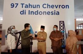 Belajar Migas di Museum Sang Nila Utama Peresmian SKK Migas-Chevron Corner