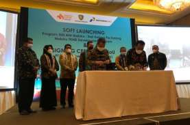 Pertamina & Maluku Energy Kerja Sama Pemanfaatan Gas…