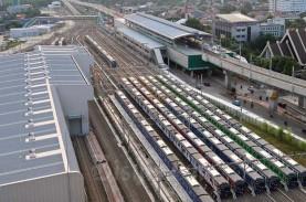 Bangun Jalur MRT Koridor Kota - Ancol, DKI Butuh Lahan…