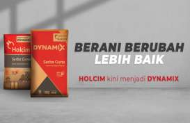 Produsen Semen Dynamix (SMCB) Anggarkan Capex Rp500 Miliar