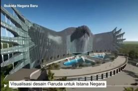 Beredar, Desain Istana Negara Ibu Kota Baru Berlambang…