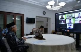 Kasus Covid-19 Turun, Wapres Minta Masyarakat Tak Lengah