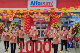 Pengelola Alfamart (AMRT) Akan Rights Issue Lepas…