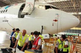 Ini Progres GMF AeroAsia Ekspansi ke Bandara Kertajati