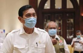 Luhut: Pemerintah Tidak Ikut Campur Kontestasi Ketua Kadin, Sentil Bahlil dan Lutfi?