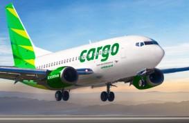 Garuda Indonesia Ubah Tiga Pesawat Penumpang Jadi Kargo