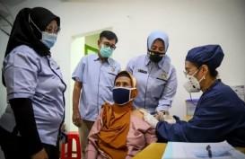 Vaksinasi Covid-19 di DKI: 1,17 Juta Orang Sudah Disuntik Dosis Pertama