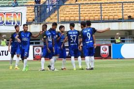 Hasil Piala Menpora: Video PSIS Bekuk Arema di Stadion…