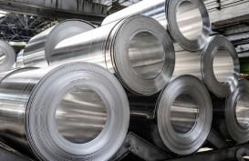 HARGA LOGAM INDUSTRI   : Koreksi Sesaat Aluminium