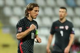 Pra-Piala Dunia 2022: Kroasia Pimpin Grup H, Modric…