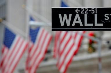 Yield Treasury AS Melambung, Wall Street Terkapar Lagi