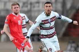 Pra-Piala Dunia 2022: Lumpuhkan Luksemburg, Portugal…