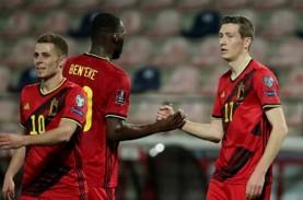 Pra-Piala Dunia 2022: Belgia Terkam Belarusia, Wales…